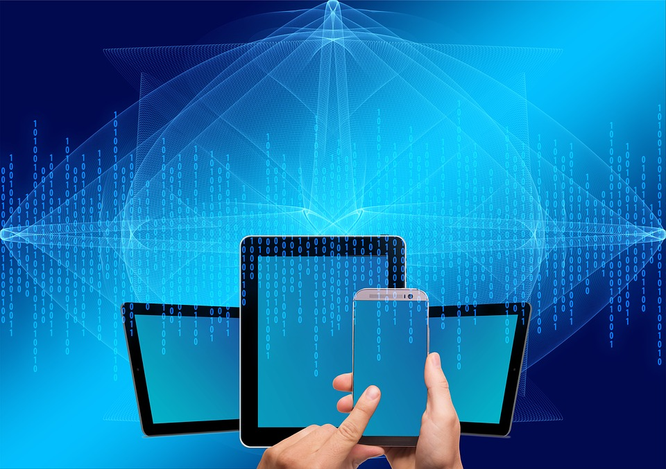 Online Digital Mobile Smartphone Data Computer